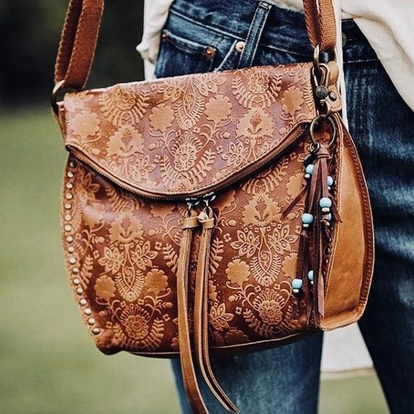 62a6dbc7a6db The Sak Silverlake Leather Cross-Body Hobo Bag